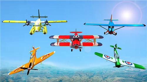 飞行喷气机特技截图2