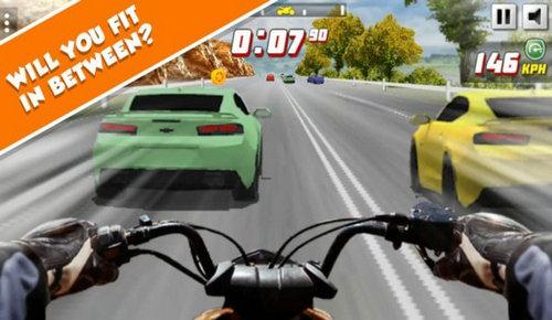 极限公路摩托