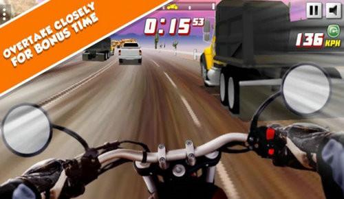 极限公路摩托截图2