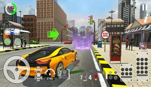 城市汽车驾驶学院截图3