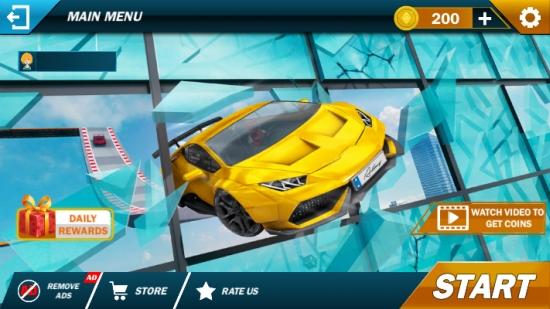 Fast Car Stunts截图1
