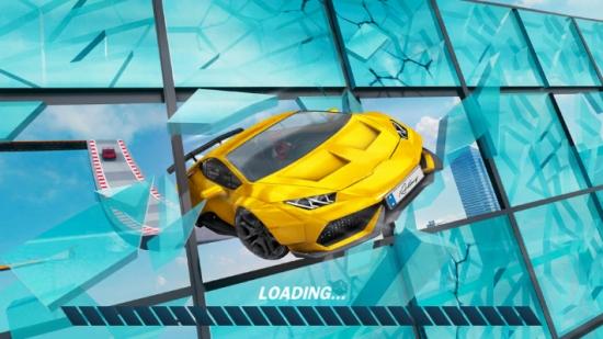Fast Car Stunts截图2
