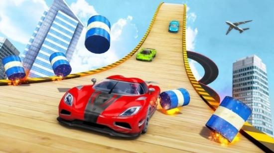 Fast Car Stunts截图3