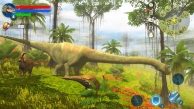 长颈恐龙模拟器