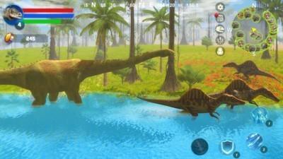 长颈恐龙模拟器截图1
