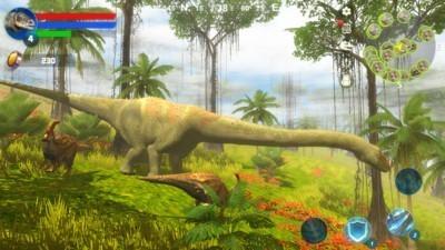 长颈恐龙模拟器截图2