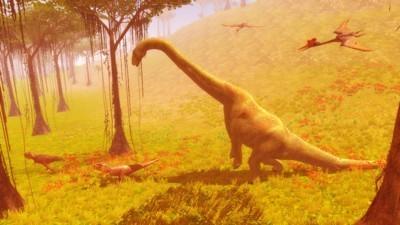 长颈恐龙模拟器截图3