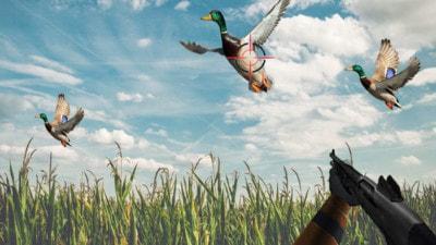 野外猎鸭模拟器