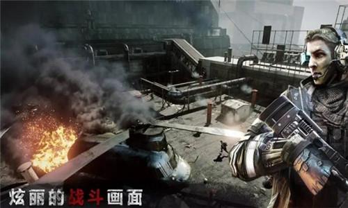 精英枪王游戏下载安装截图2