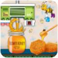 蜂蜜工厂甜品店游戏