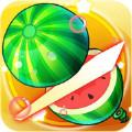 切水果榨果汁