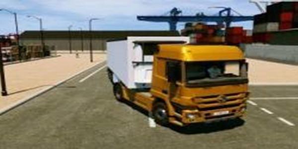 类似卡车模拟游戏