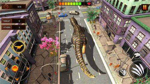 恐龙猎人野外生存截图1