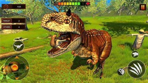 恐龙猎人野外生存截图3