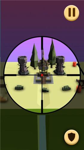 长矛投掷狙击手截图3