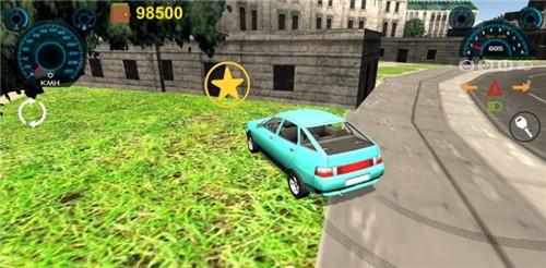 俄罗斯飙车模拟器3D截图3