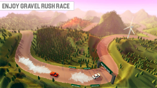 汽车拉力赛2021截图3