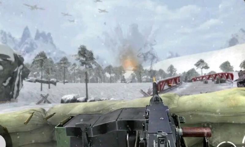 枪战荣耀战场截图4