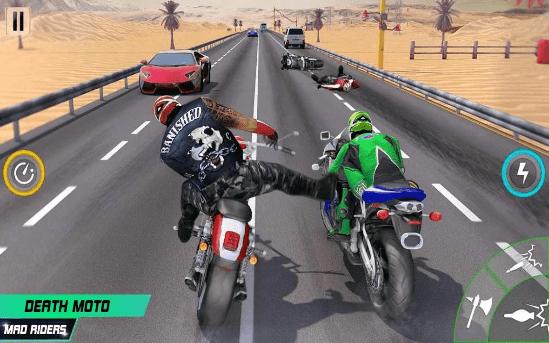 死亡摇摆摩托车截图2