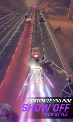 狂野飞车3D破解版截图2