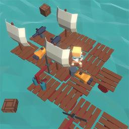 木筏生存战争无敌版