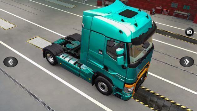 卡车终极模拟2021截图1
