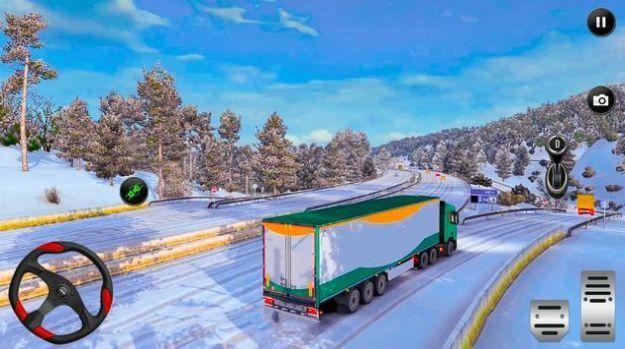 卡车终极模拟2021截图3