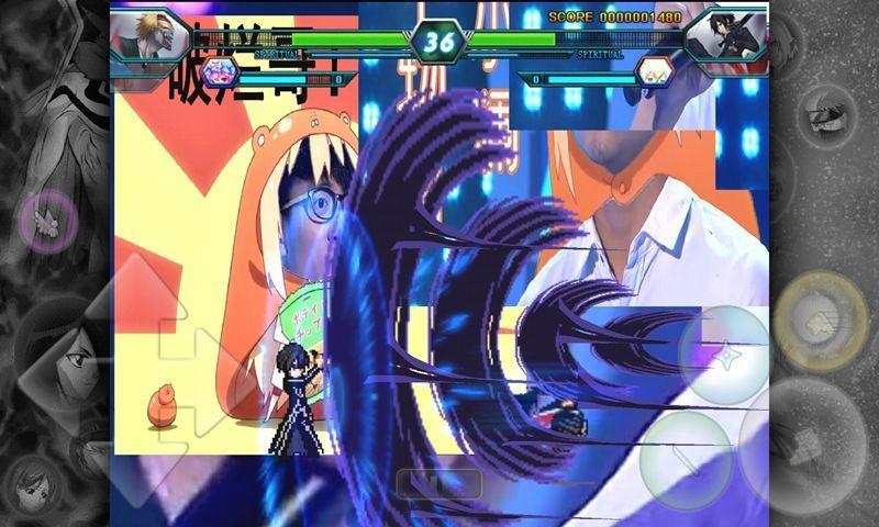 死神vs火影满人物版截图3