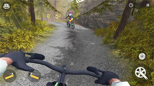 山地自行车下坡赛截图1