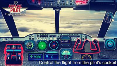 飞机飞行模拟器截图2