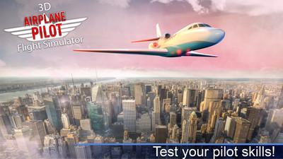 飞机飞行模拟器截图3