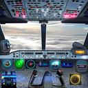 飞机飞行模拟器
