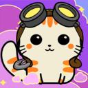 猫咪的热气球