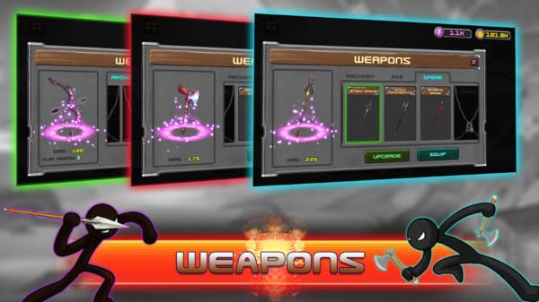 火柴人武器战争手机版截图2