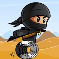 Ninja Desert Run