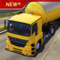 Oil Tanker Truck Driving Games