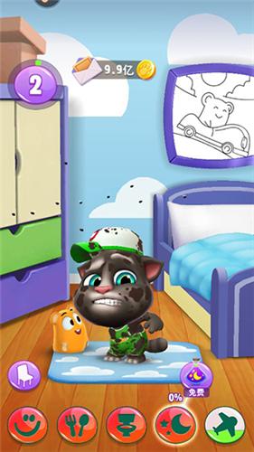 我的汤姆猫2破解版截图
