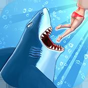 饥饿鲨进化无敌版无限钻石无限金币版