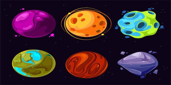 超科幻的星球为核心的游戏大全