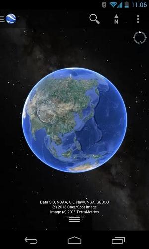 谷歌地球正版截图1