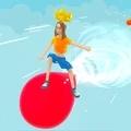 气球水上漂
