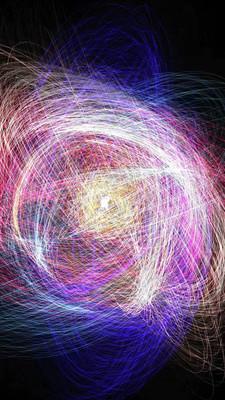 炫彩烟花粒子截图1