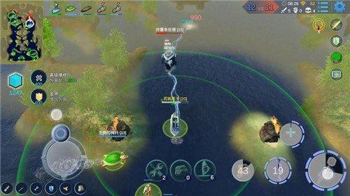 海战截图2