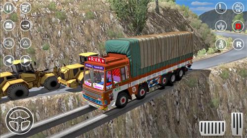 令人难以置信的卡车截图1
