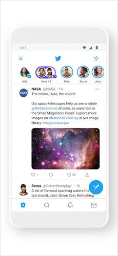 Twitter安卓版截图3