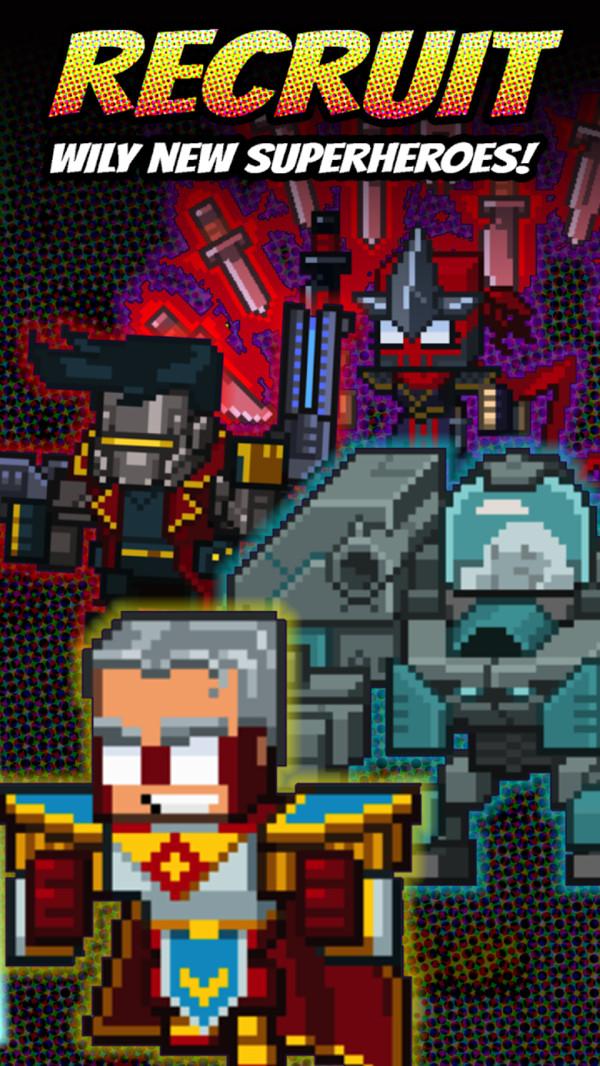僵尸超级英雄截图3