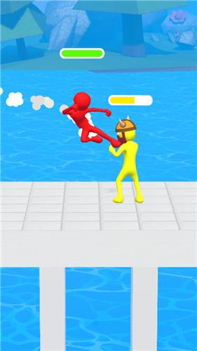 超级英雄粉碎截图3