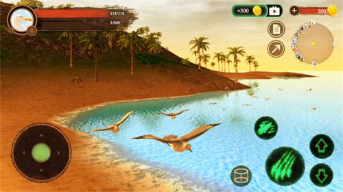海鸥模拟器截图3