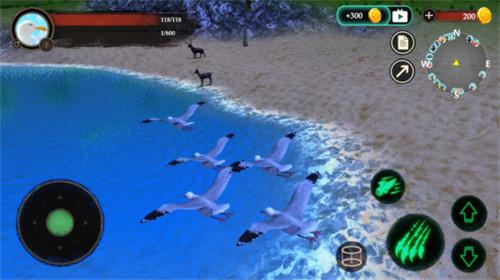 海鸥模拟器截图2