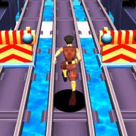 地铁趣味赛3D